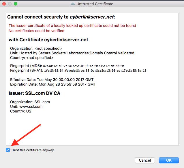 NextCloud – Cyber-Link